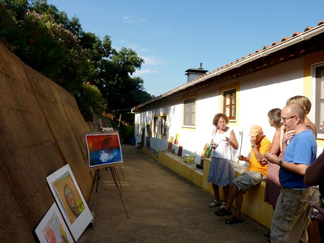Schilderweek op Monte Maravilhas | Portugal