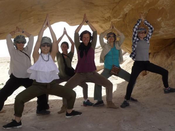 Yoga & Horse Soul Retreat | Jordanië