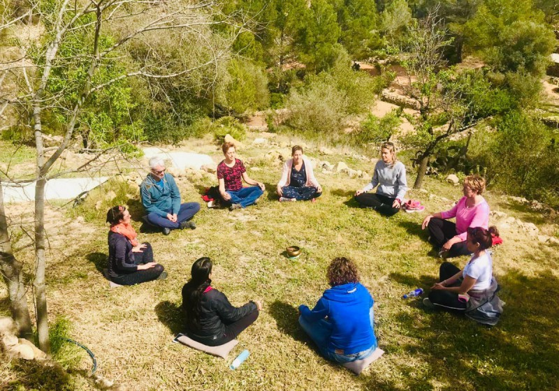 mindfulness retreat valencia